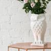Large Owl Vase