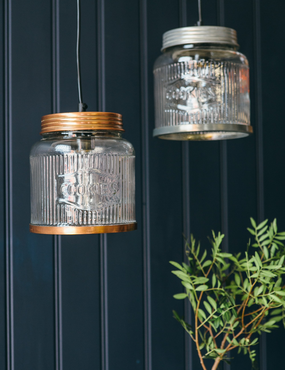 Cookie Jar Hanging Light