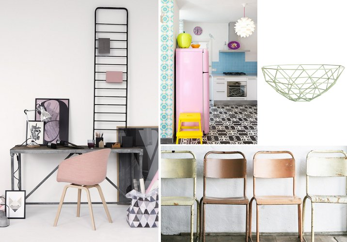 Pretty Pastels In Your Home Accessories