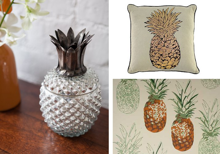 home accessories go tropical | home accessories