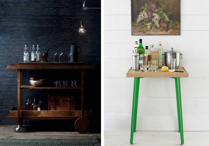 Make a home bar this summer
