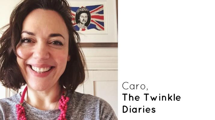 Caro The Twinkle Diaries