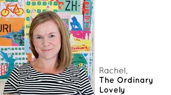 Rachel The Ordinary Lovely