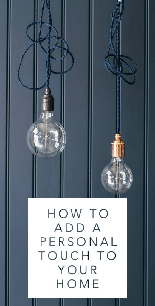 How to add a personal touch to your home for How to add onto your house