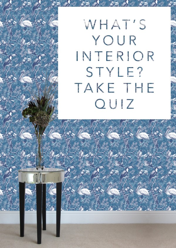 Interiors Quiz What S Your Interiors Style