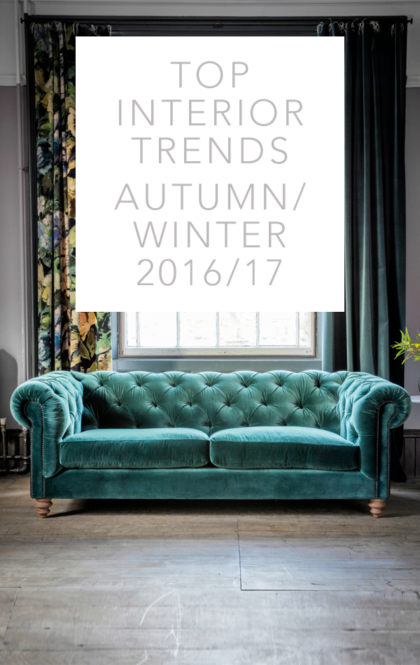 Top Interior Trends AutumnWinter 201617 Rose And Grey