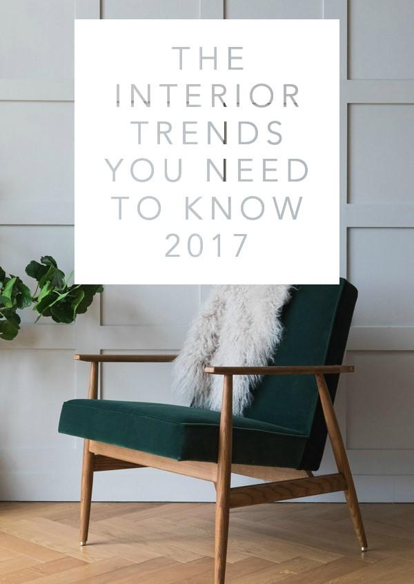 Interior Trends Rose & Grey