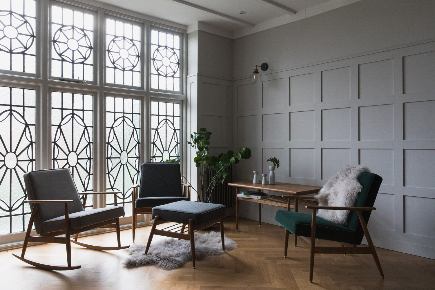 How To Get The Nordic Luxe Look In Your Home Rose And Grey