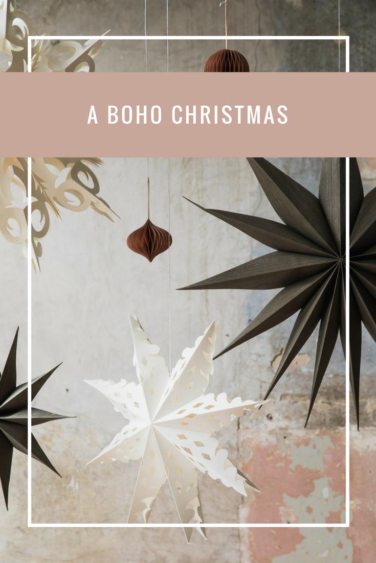 Boho Christmas