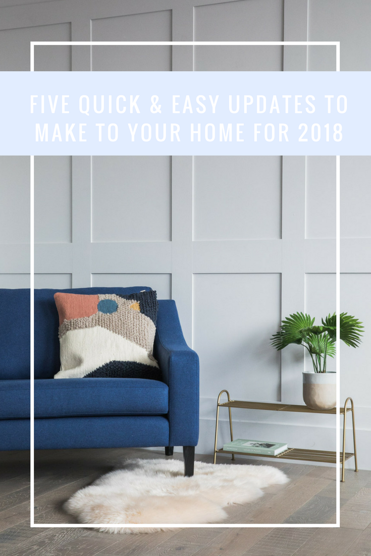 Quick updates for your home