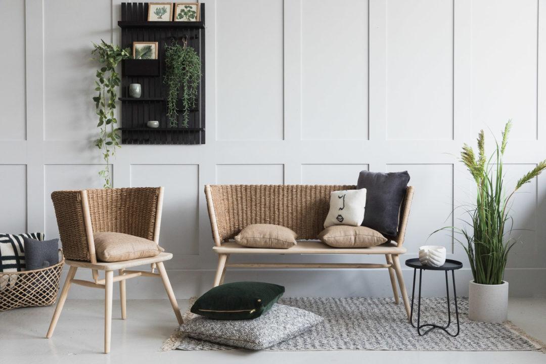Summer interiors