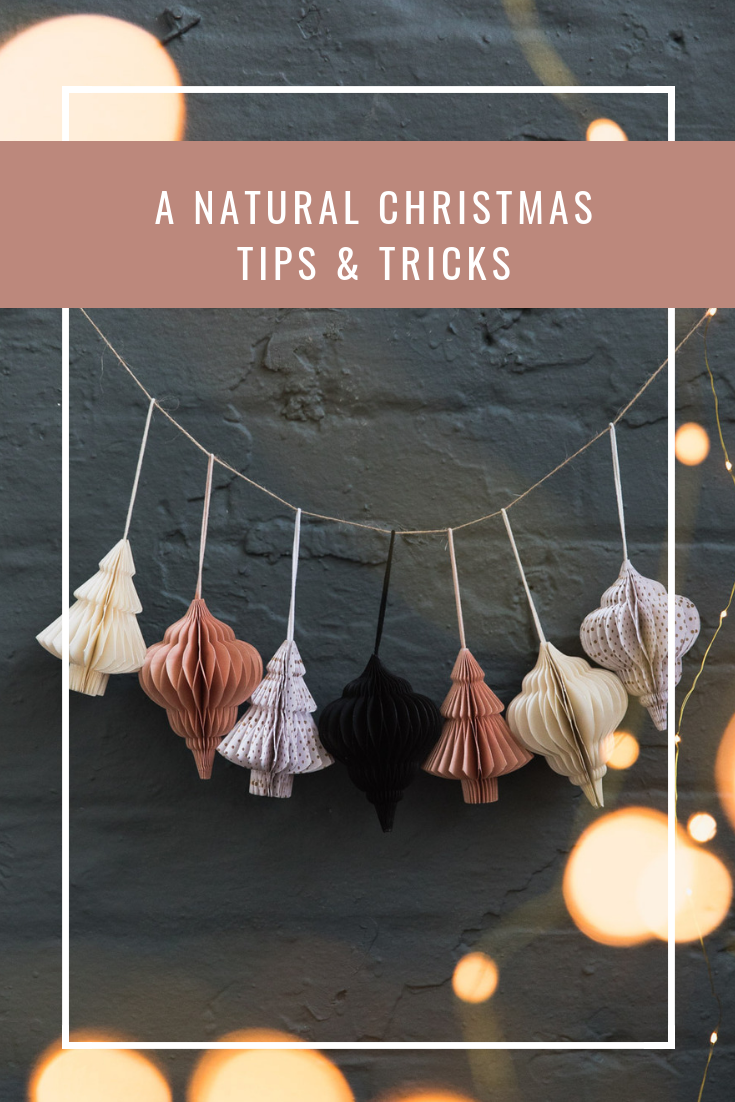 A Natural Christmas Tips & Tricks