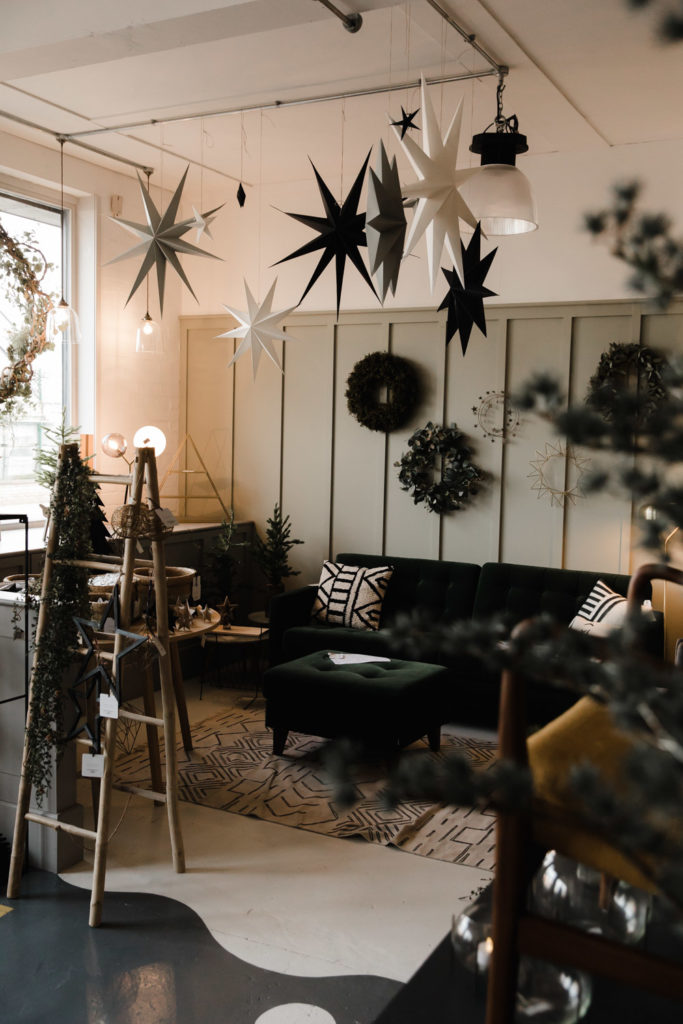 Rose & Grey | Christmas in their Altrincham Showroom