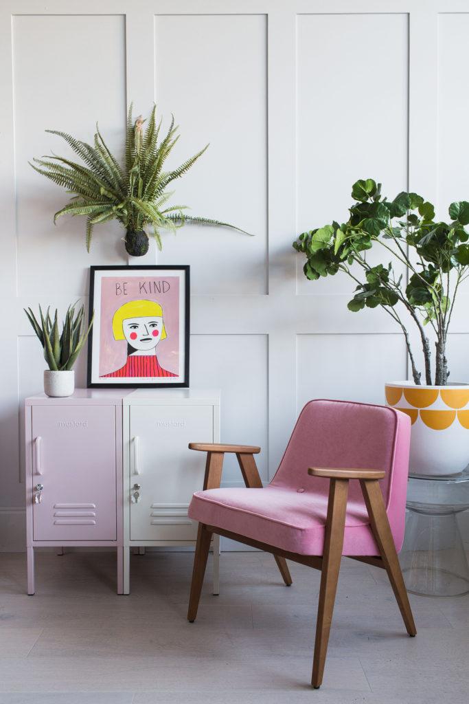 Modern Pastels Interior Trend