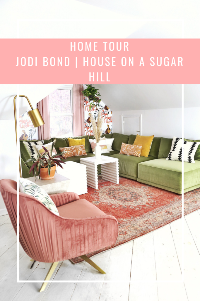 Home Tour House on a Sugar Hill | Rose & Grey blog