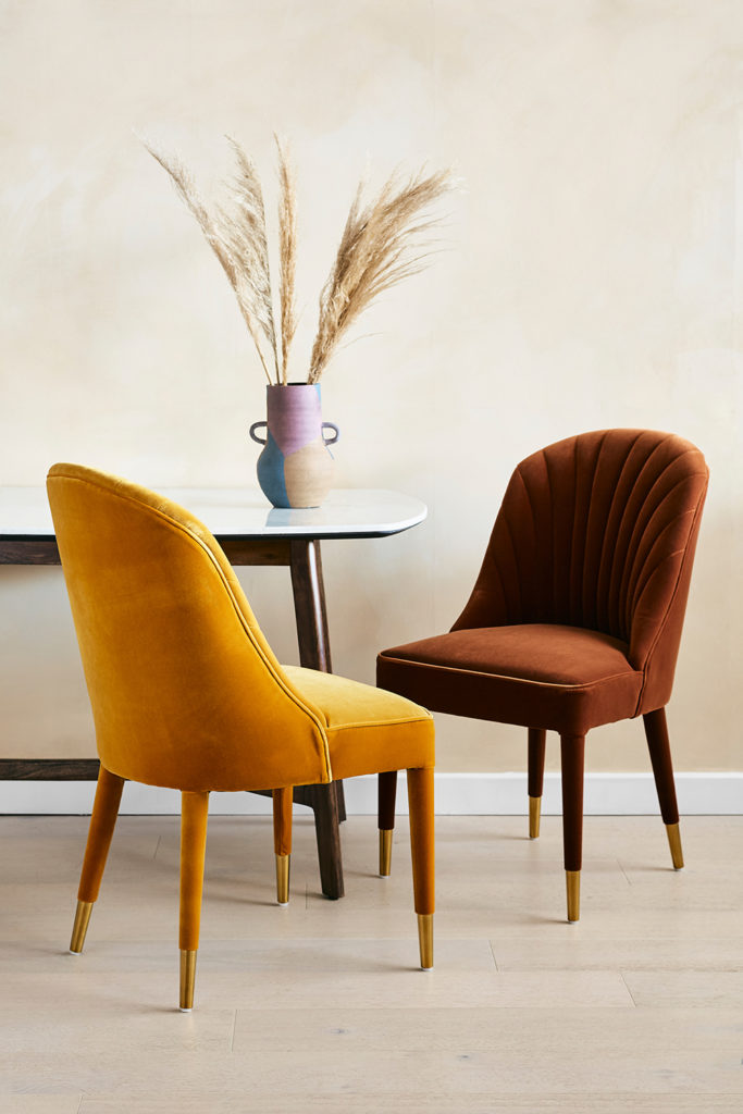 Interiors Trends 2020 - Sunset Colours