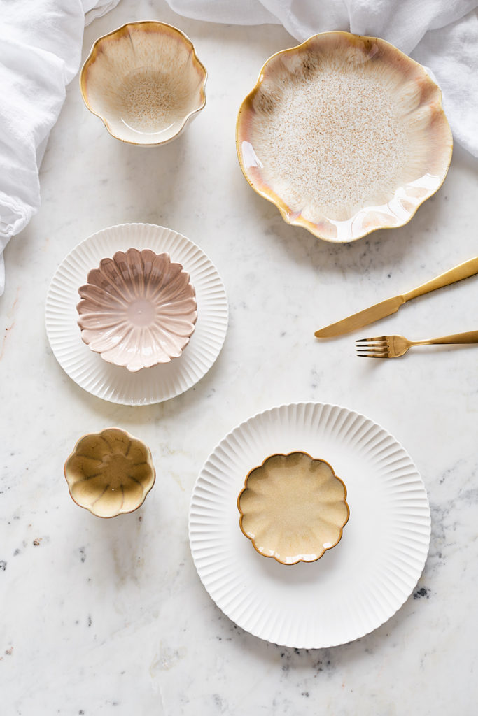 Tableware Styling Tips | Rose & Grey