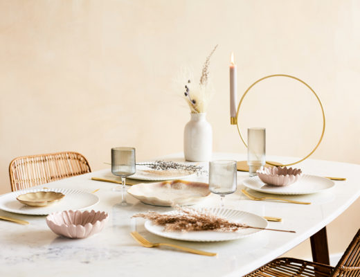 Tableware Styling TIps