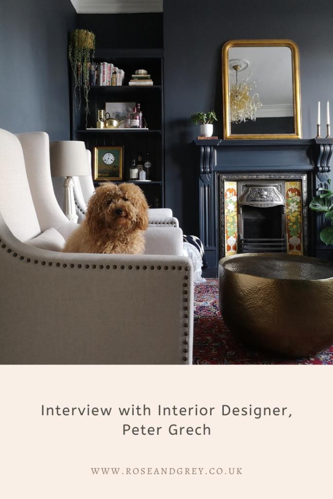 Interview with Interior Designer, Peter Grech