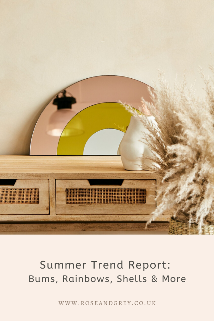 Summer Trend Report | Rose & Grey
