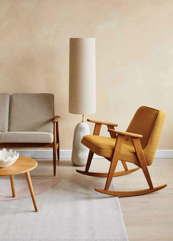 The Story Behind our Mid Century Chairs | Rose & Grey