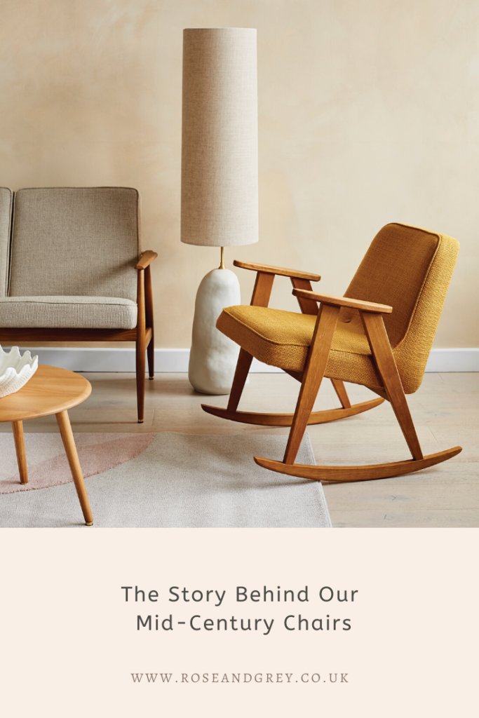 The Story Behind Our Mid Century Chairs