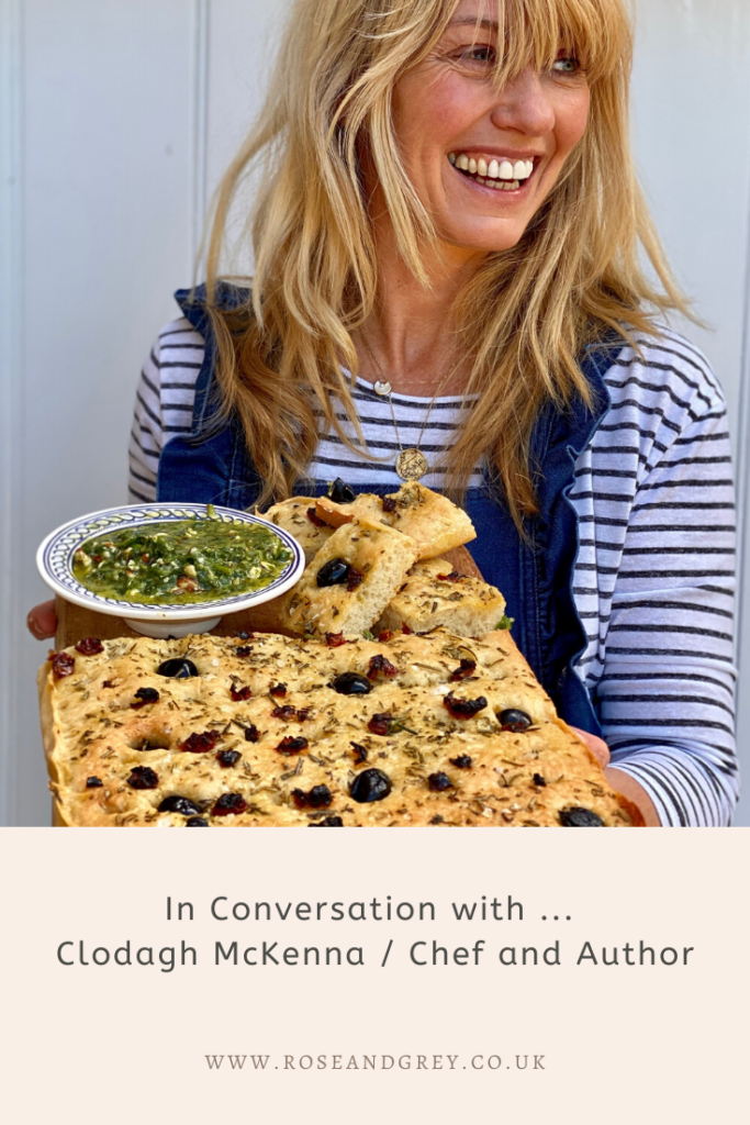 In Conversation with ... Clodagh McKenna / Chef and Author