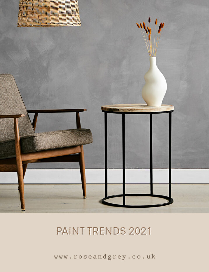 The Paint Trends You Need to Know in 2021 | Rose & Grey